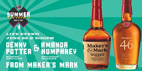 Live Event with Maker's Mark tickets