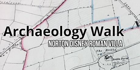 Archaeology Walk - Norton Disney Roman Villa tickets
