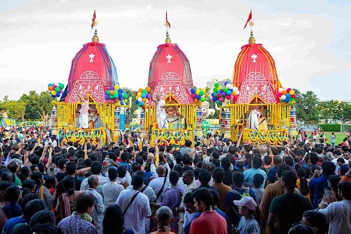 Ratha Yatra 2021 - Online Event image