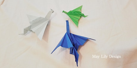 Origami Dragon Workshop for Children and Teens ( Paper Craft ) tickets