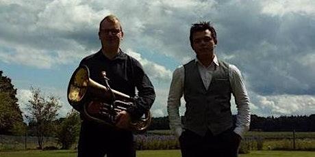 Robert Visser & Zhengqiu Chen - Euphonium en Piano Recital tickets
