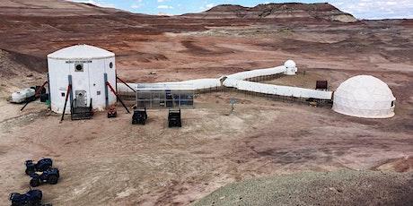 The Mars Society: We're Half Way to Mars! tickets