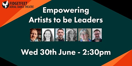 Empowering Artists to be Leaders tickets