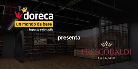 Doreca Store presenta Frescobaldi Wines biglietti