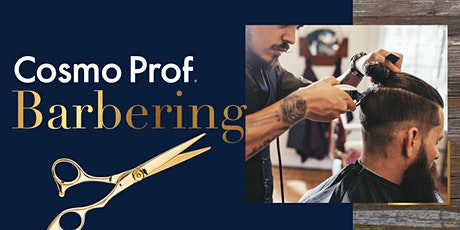 American Crew Cutting and Beard Sculpting -CEU Eligible tickets