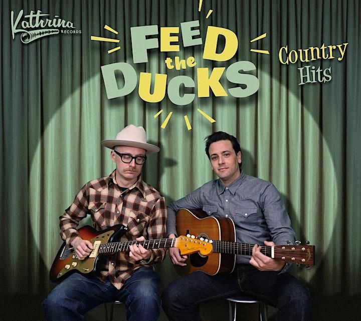 Imagen de Feed The Ducks. Presentacion Disco