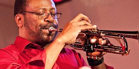 """The Eddie Allen Quartet: """"9th Annual Jazz Under the Stars"""" Concert Series tickets"""
