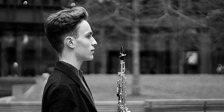 Free lunchtime concert: Rob Burton (saxophone) and Ashley Fripp (piano) tickets