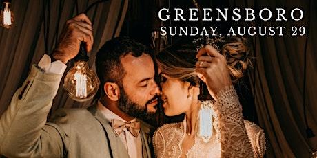 The Carolina Weddings Show - Greensboro 2021 tickets
