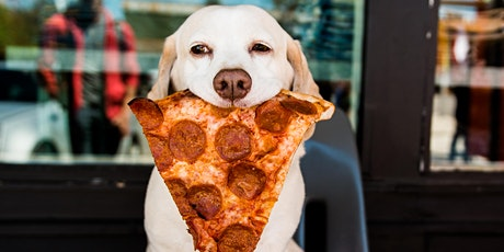 Puppies & Pizza! tickets