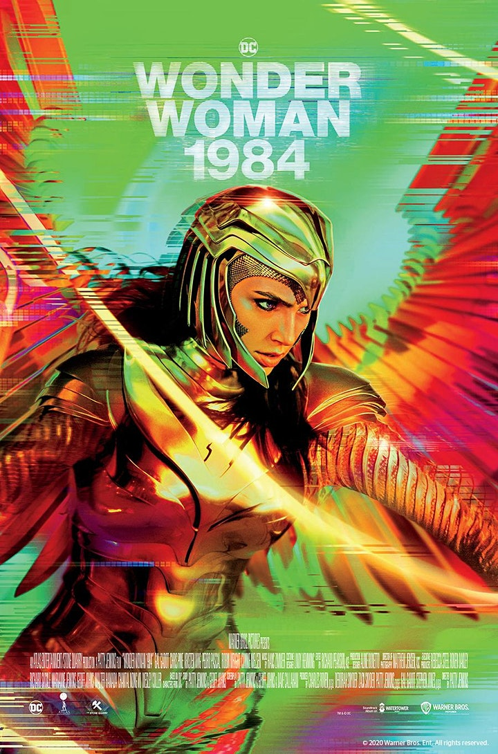Movie Nights at the Garden: Wonder Woman 1984 image