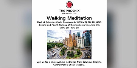 Walking Meditation to Central Park with The Phoenix NYC tickets