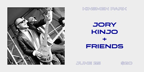 Under the High Level Outdoor Concert Series: Jory Kinjo tickets