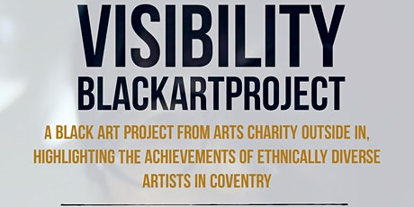 Visibility BlackArtProject Zoom Cafe tickets