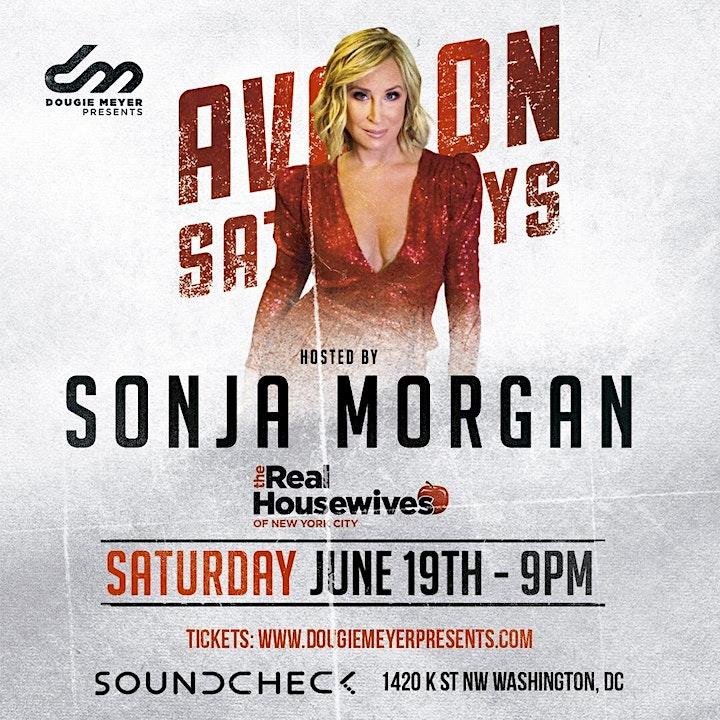 AVALON Saturdays presents Drew G // Hosted by Sonja Morgan image
