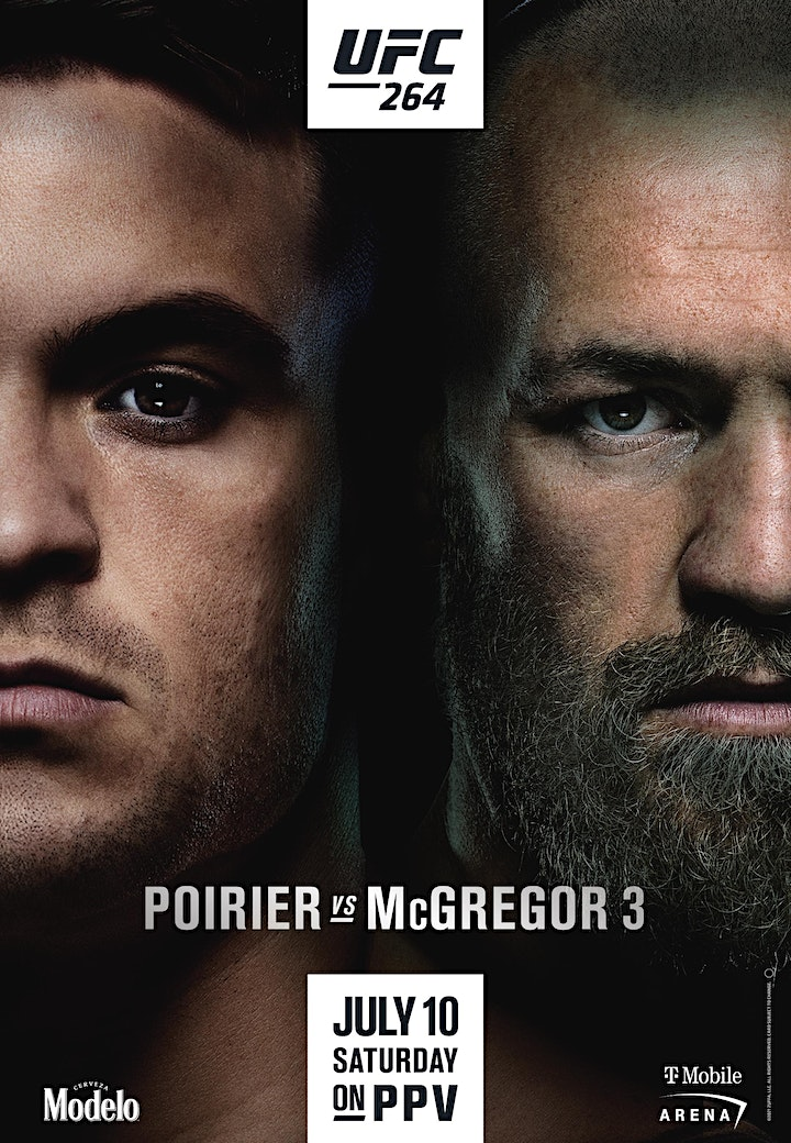 UFC 264 Poirier vs. McGregor 3 Viewing Party at Mac's Wood Grilled image