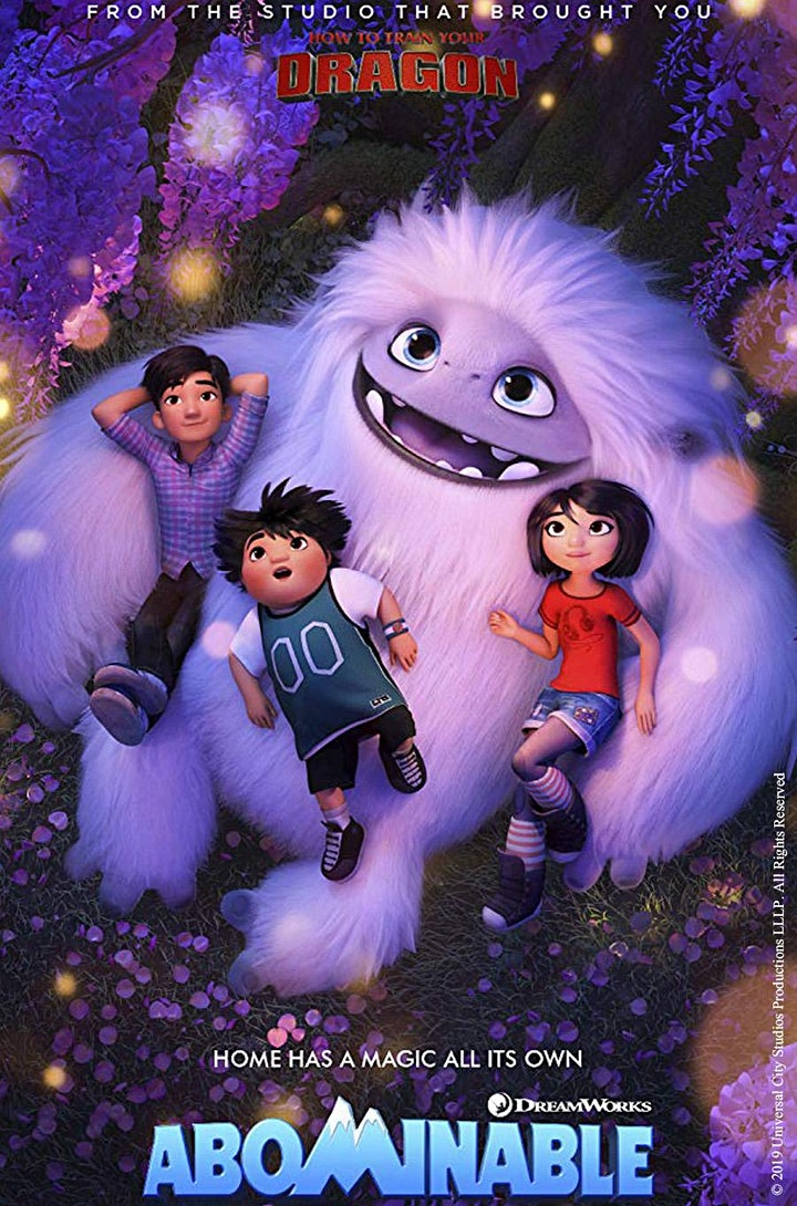 Movie Nights at the Garden: Abominable image