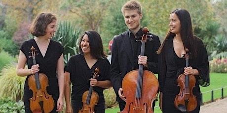 Lunchtime Recital - Kyan String Quartet tickets