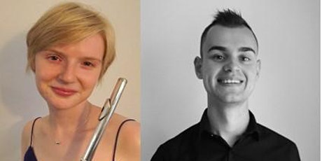 Lunchtime Recital - Lucy Driver (flute) Max Bilbe (piano) tickets