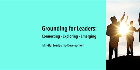 Leadership Programm: Grounding for Leaders tickets