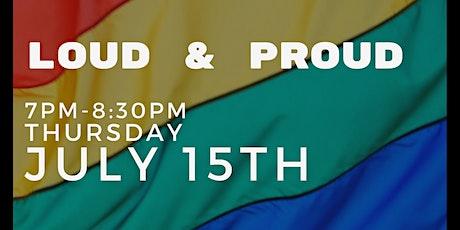 Celebrating Pride and Gender Equality biglietti