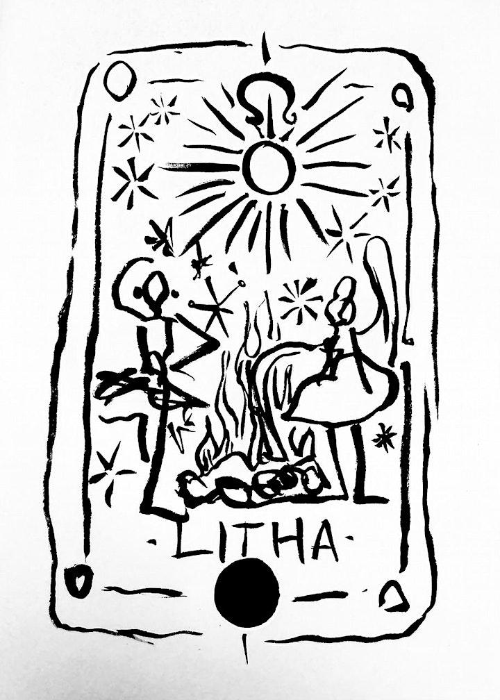Litha at Sarabande: The Art Ritual with Robert George Sanders image