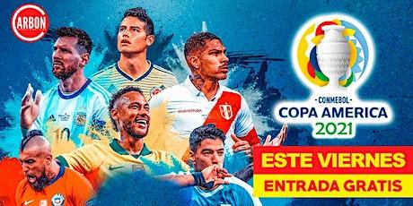 Viernes de Copa America @ Carbon Lounge  - Free guest list tickets