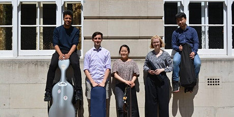Lunchtime Recital - Syrinx Quintet tickets
