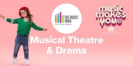 Musical Theatre & Drama Workshop tickets