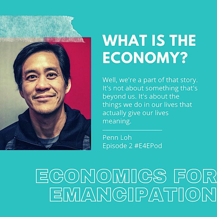 Economics for Emancipation LOUNGES   |  July-Oct 2021 image