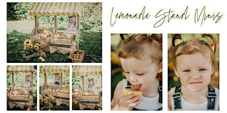 Lemonade Stand Mini Sessions tickets