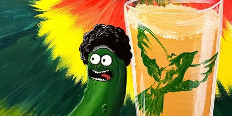 Paint Night at Martin House Brewing Co tickets