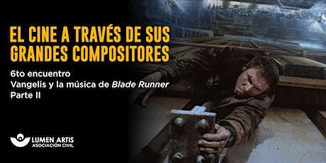 El cine a través de sus grandes compositores | 6to encuentro entradas