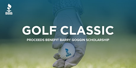 BBB Golf Classic tickets