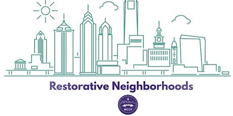 #101 Introduction to Restorative cities Initiative™ tickets