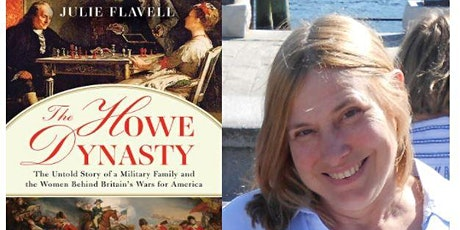 Digital Book Launch: The Howe Dynasty by Julie Flavell tickets