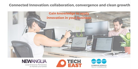 Connected Innovation: collaboration, convergence and clean growth tickets