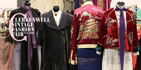 Clerkenwell Vintage Fashion Fair - Weekend Special! 4th & 5th September tickets