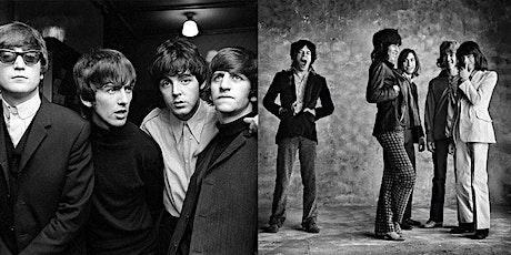 Beatles vs Stones tickets