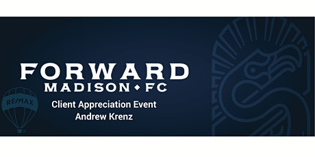 Client Appreciation Event - Forward Madison Soccer Game! tickets
