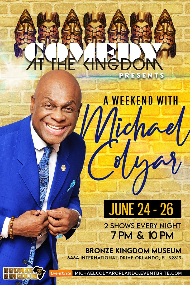 Thursday Night Comedy at the Kingdom image