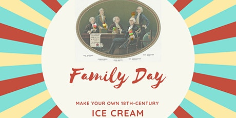 Con Edison Family Day: Make Your Own 18th Century Ice Cream tickets