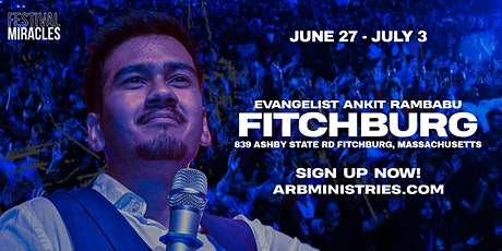 FESTIVAL OF MIRACLES | FITCHBURG, MASSACHUSETTS 2021 tickets