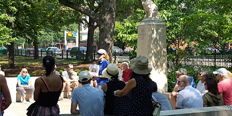 Guided History Tours on the Esplanade tickets