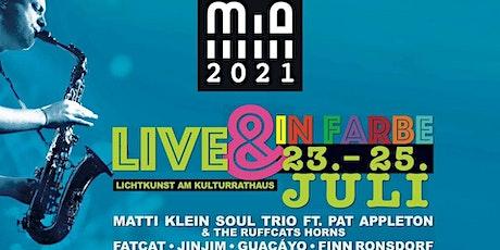 MIA Festival - Jin Jim - Altdorf Tickets