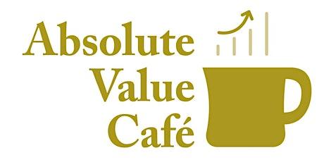 4. Absolute Value Café mit Werner Boote, Darmstadt/LH Hotel Seeheim Tickets