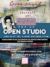 Liz Murphy Open Studio tickets