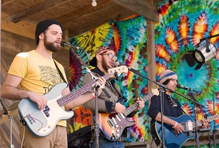 The Forest Dwellers Album Release w/ Elephino, Archimedes image