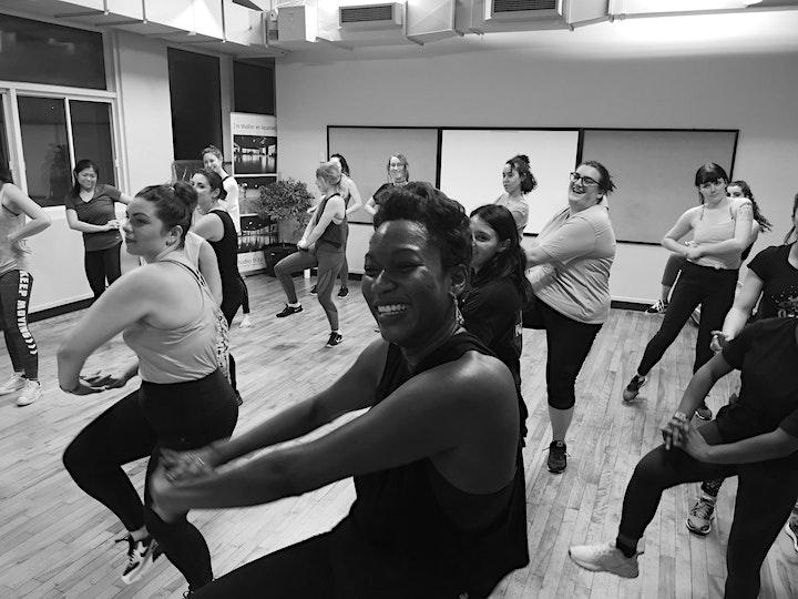 Image de The Feel Good Dance Workshops - Ateliers de danse pour femmes à Montréal