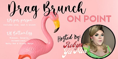 July Drag Brunch on Point tickets